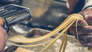 Pasta van harde tarwe: lekker, maar bij glutenintolerantie kan het eten ervan tot veel problemen leiden.